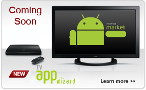 Learn more about the TV app. WIzard system